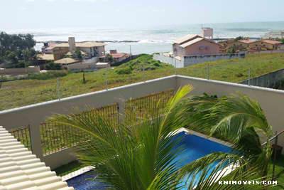 Casa na Praia de Tabatinga