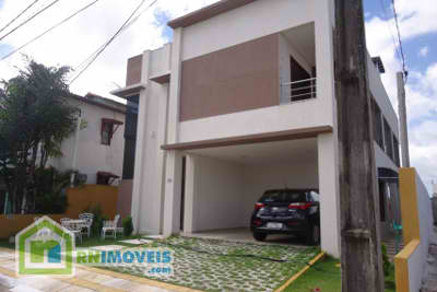 Duplex no condomínio residencial Green Club I 296 m2