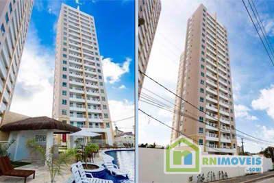 Apartamento no Aquerelle em Nova-Parnamirim 83 m2