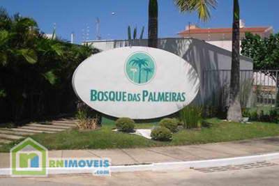 Terreno no Bosque das Palmeiras 419,82 m2