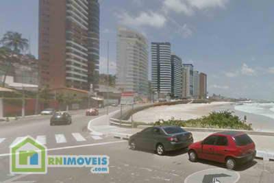 Apartamento na praia de Areia Preta com 265 m2