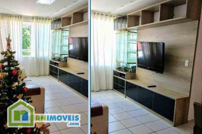 Apartamento no Alameda Capim Macio 57 m2