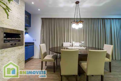 Excelente apartamento no Lilac 160 m2