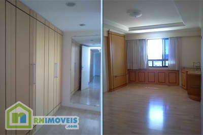 Apartamento no Alto da Candelária 186 m2